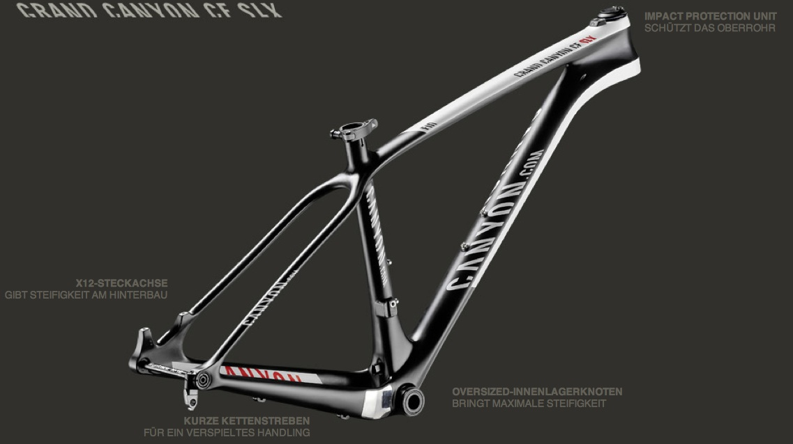 CANYON Grand Canyon CF SLX 29 als Dauertester – das Intro