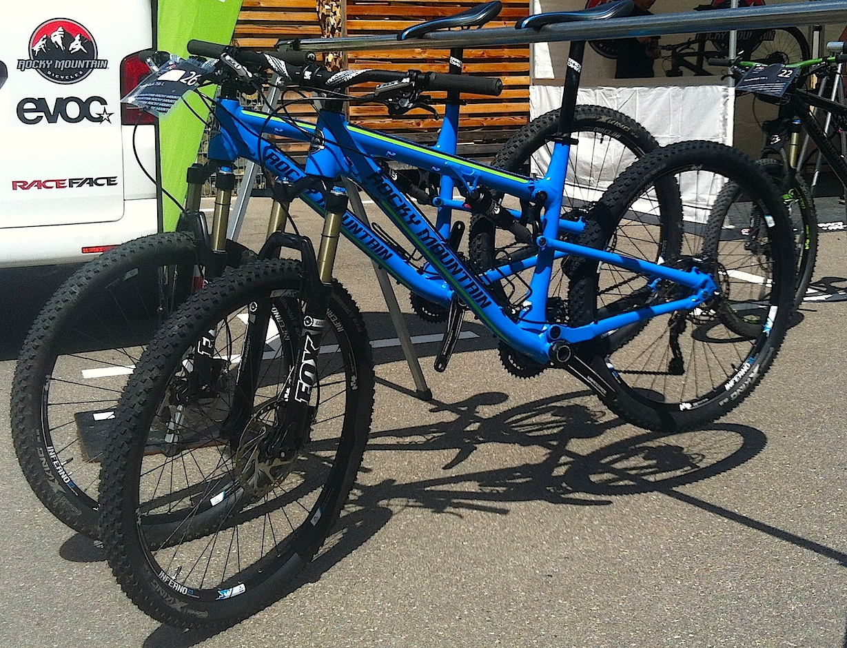 Rocky mountain thunderbolt neues allround bike aus vancouver for Rose city motors fort wayne in