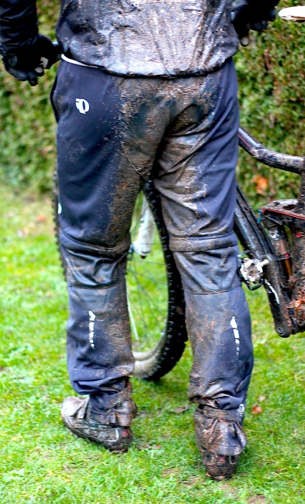7 Softshell shorts muddy