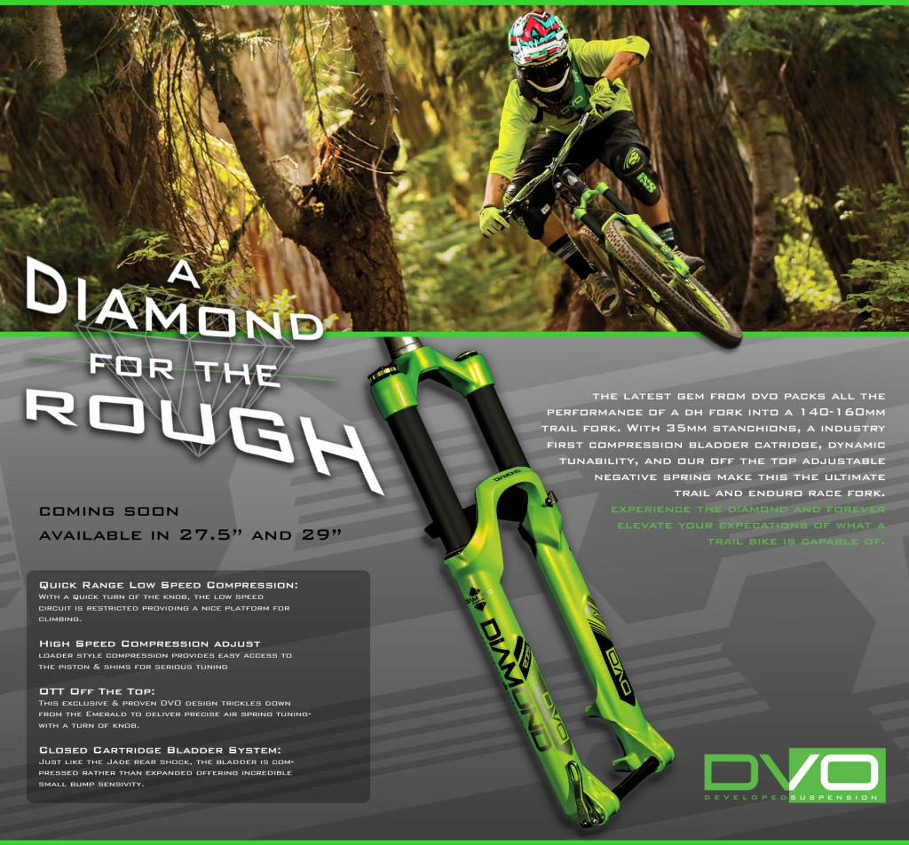 8 DVO Diamond
