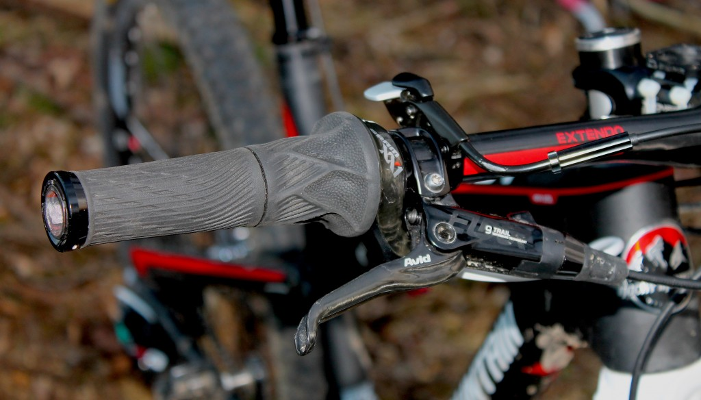 30 SRAM X01 Grip Shift