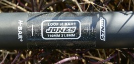 3 JONES H-Bar Loop