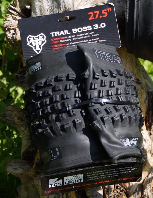 5 WTB Trailboss+
