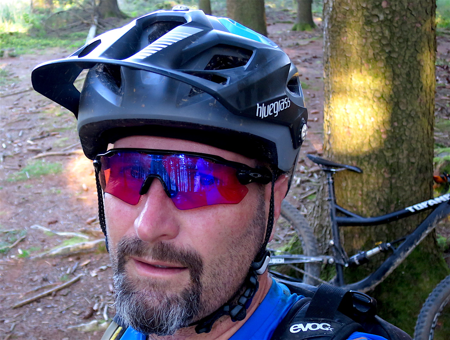 oakley radar prizm trail