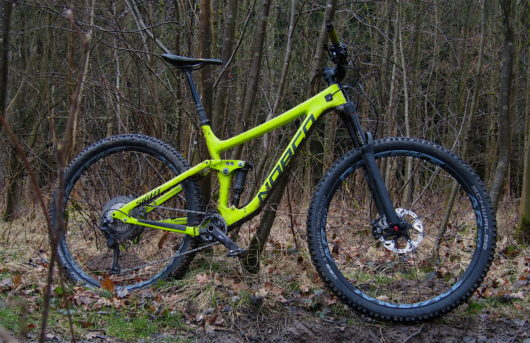 NORCO Sight Carbon 9.2 – Testfazit