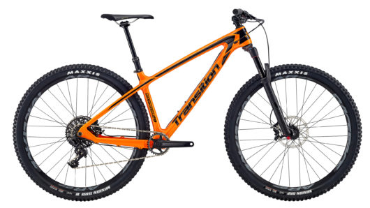 NEWS – TRANSITION bringt 29er Carbonhardtail Vanquish